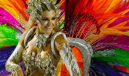 Karnevaali-brasiliassa