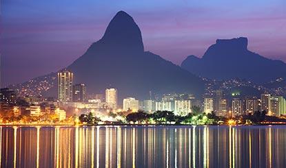 Rio-de-janeiro-pela-noite